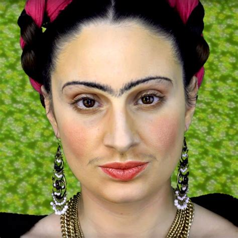 Frida Kahlo Hairstyle by I Will Tell You The About Frida Kahlo Hairstyle In
