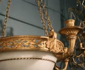 antique alabaster chandelier antique alabaster chandelier at 1stdibs