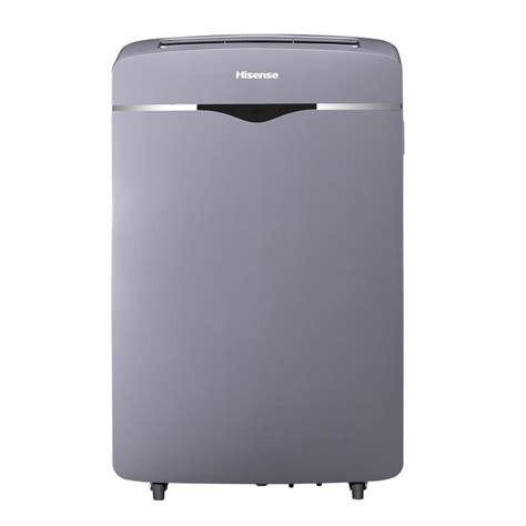 Shop Hisense 10,000 BTU 300 sq ft 115 Volt Portable Air Conditioner at Lowes.com