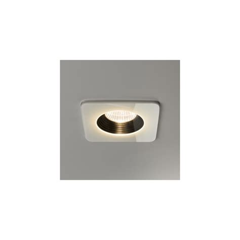 led downlights bathroom lights 5731 vetro square led downlight white