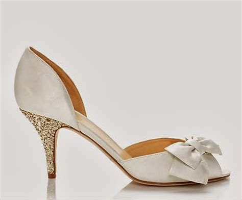 white wedding shoes kate spade satin with a glitter