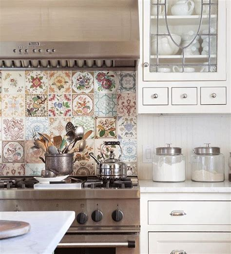 Cottage Kitchen Backsplash 78 Best Ideas About Cottage Kitchen Backsplash On Pinterest Backsplash Tile Kitchen