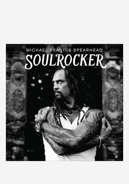 Michael Franti & Spearhead-Soulrocker With Autographed CD