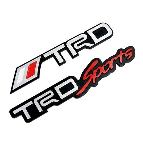 logo toyota corolla online buy wholesale trd emblem from china trd emblem