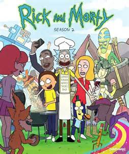 awn animation awn giveaway clips rick and morty season 2
