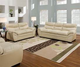 modern leather living room furniture casual contemporary cream bonded leather sofa set living room furniture