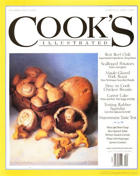 cook s illustrated oldmags com cook s illustrated march april 2003