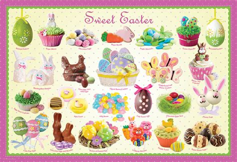printable easter jigsaw puzzles sweet easter jigsaw puzzle puzzlewarehouse com