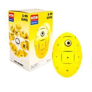 Geomag 671 Kor 2 0 Egg Orange marken hersteller spar toys kinderspielzeug