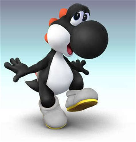 black yoshi black yoshi images black yoshi wallpaper and background
