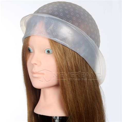 lowlighting cap 2016 hot sold reusable hair colouring highlighting cap