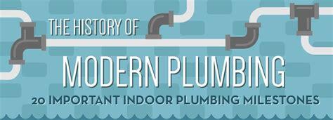 Indoor Plumbing History by The History Of Modern Indoor Plumbing