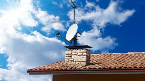 satellitenschuessel ausrichten  gelingt es bilder