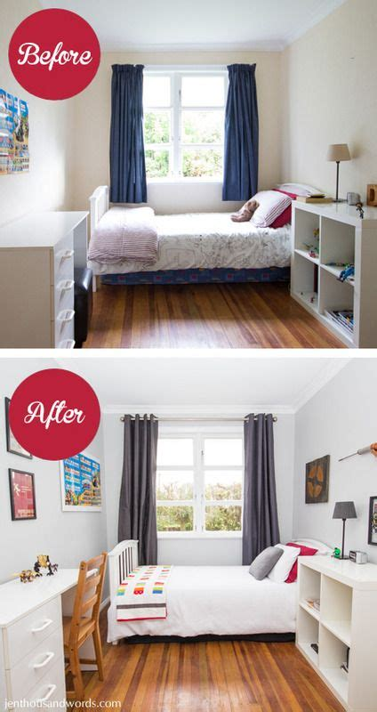 teen boys bedroom makeover   budget kids rooms