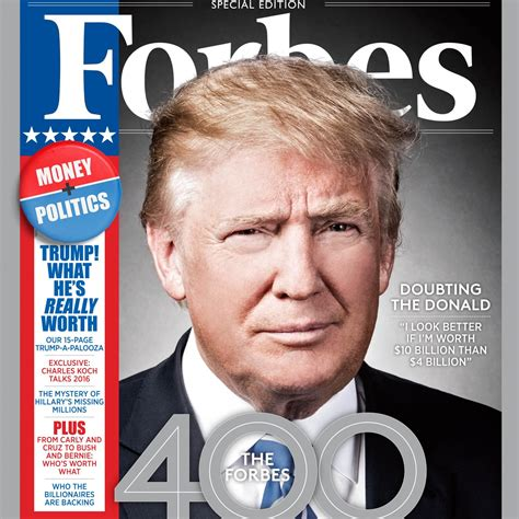 Donald Trump Forbes | donald trump and forbes forever frenemies