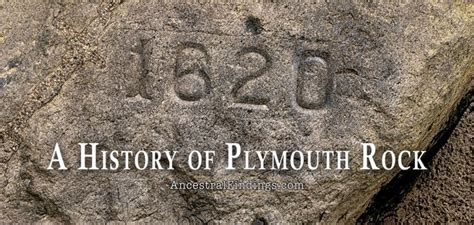 what of rock is plymouth rock a history of plymouth rock ancestral findings