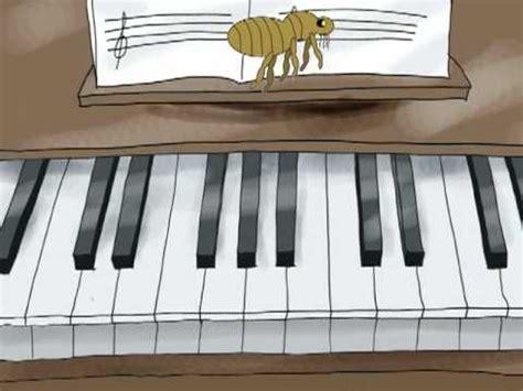flea waltz flohwalzer easy piano tutorial chords 6 flohwalzer versionen piano doovi