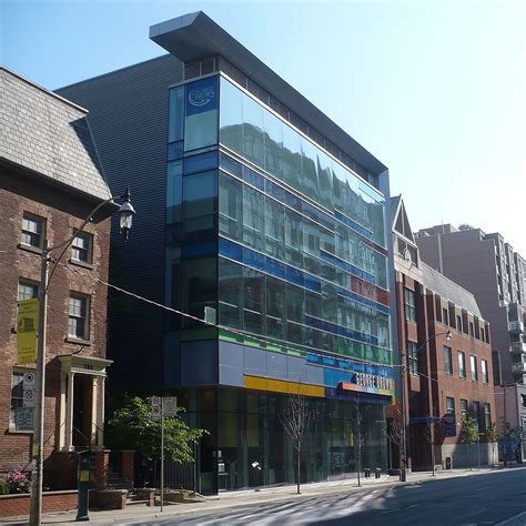 George Brown College Canada Mba by Polytechnics Canada