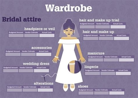 Wedding Budget Diagram by 17 Wedding Dress Diagrams That Will Simplify Your Shopping