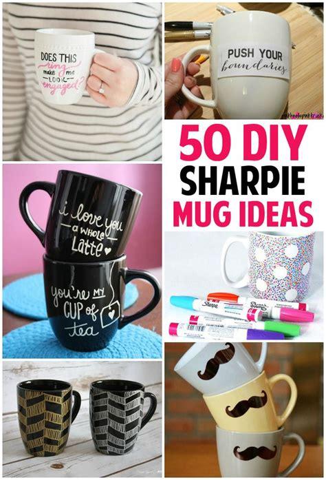 sharpie mug diy marker pen design how to do it leannes blog 50 unique sharpie mug ideas sharpie 50th and check