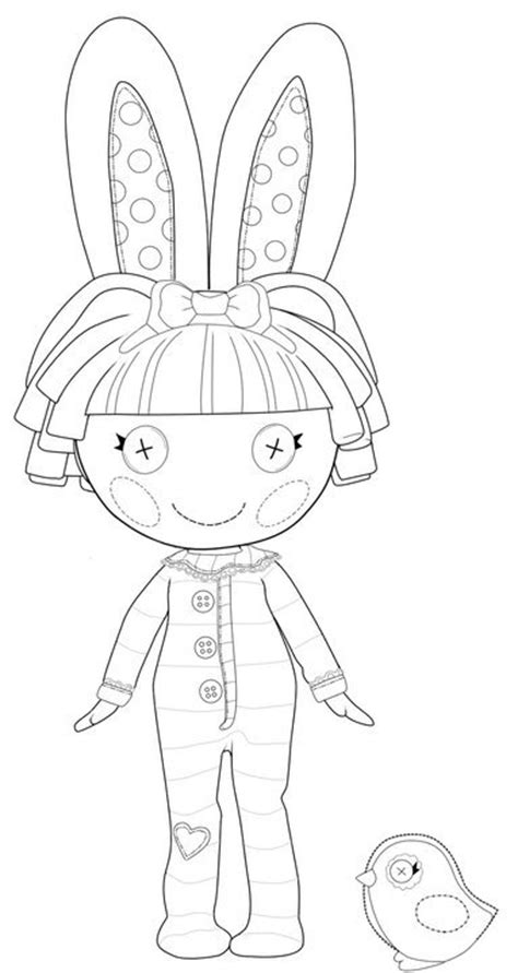 lalaloopsy coloring pages mittens kids n fun com 16 coloring pages of lalaloopsy