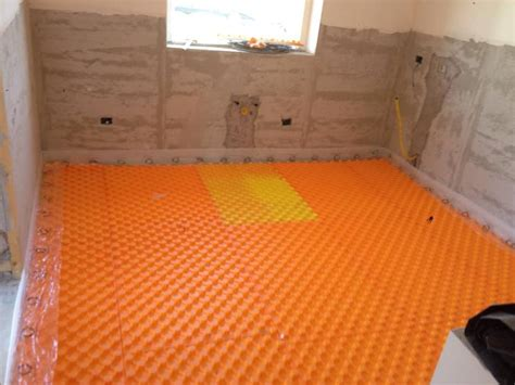 impianto raffrescamento a pavimento foto impianto riscaldamento raffrescamento a pavimento di
