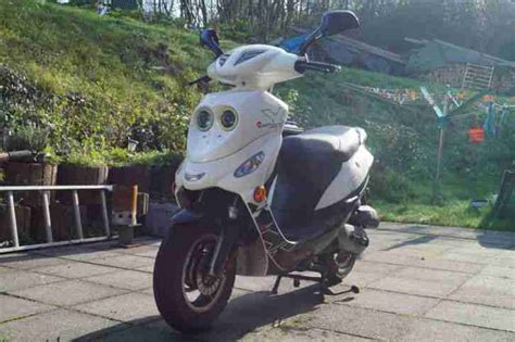 Roller 50ccm 4 Takt Gebraucht Kaufen by Roller Rex Rs 500 4 Takt 50ccm Mit Helm Und Bestes