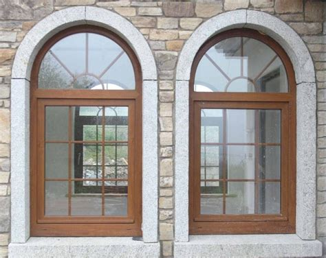 home windows outside design granite arched home window design ideas exterior home