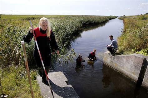 Kims Found by Headless Found In Copenhagen Is Missing Wall