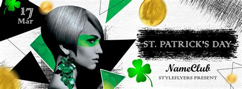 16 best 101 easter st patrick s images on pinterest flyer
