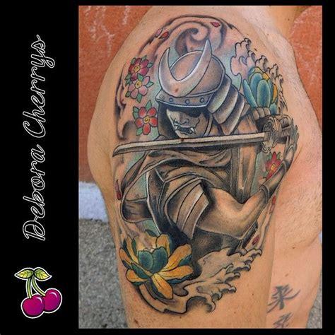 tattoo oriental samurai samurai samuraitattoo oriental orientaltattoo lotus