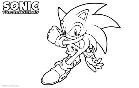 sonic boom coloring pages sonic the hedgehog coloring pages sonic boom free
