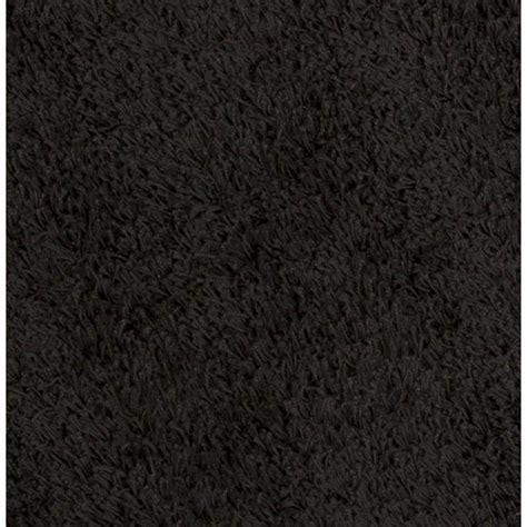 Toile Tendue Extérieure 1881 by Tapis Rond Noir Tapis Design Rond Cocoony Noir 200x200