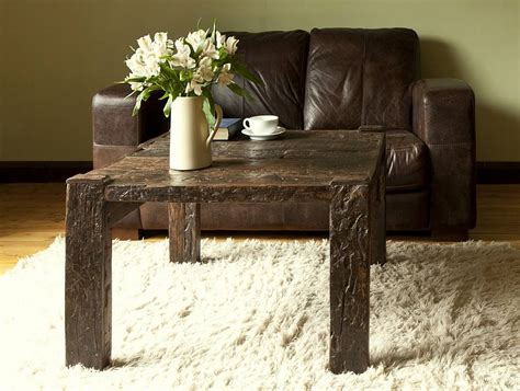 ashburnham sleeper wood square coffee table by tree