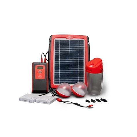 Solar Rechargeable Light D Light Solar Rechargeable Led Home System