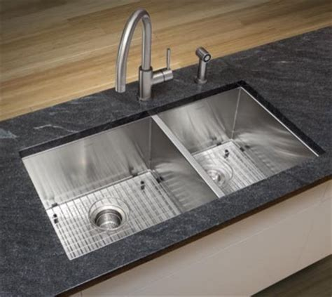 3 kitchen sink blanco quatrus 1 3 4 bowl contemporary kitchen sinks