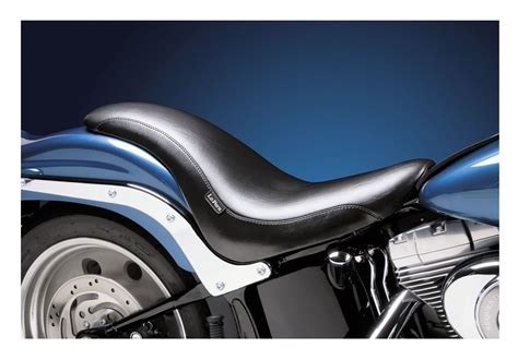 cobra motorcycle seats le pera king cobra seat for harley softail with standard