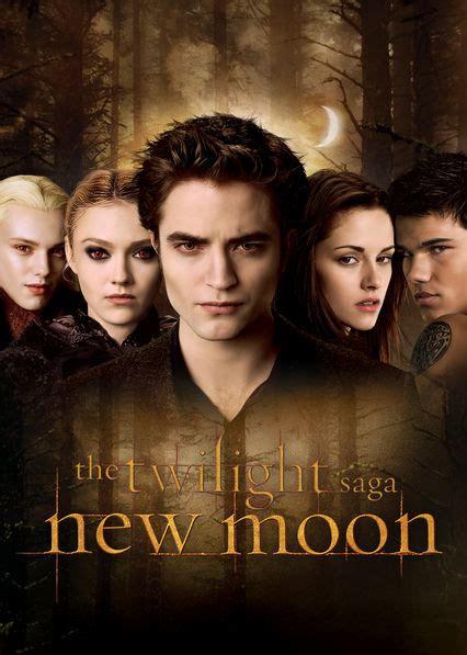 new moon the twilight saga the twilight saga new moon is available on netflix australia