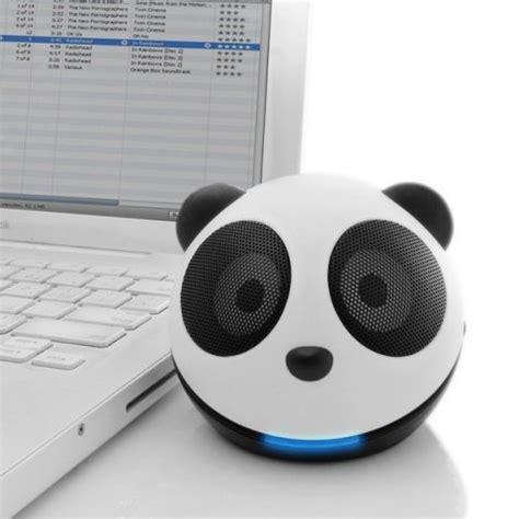 Panda Gabut panda pal computer lautsprecher gogroove