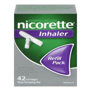 Buy nicorette inhaler amp refills in canada free shipping