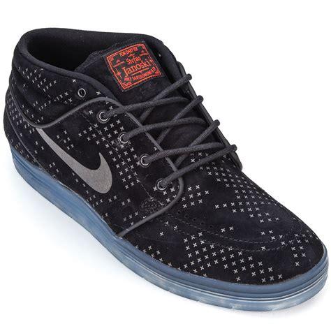 nike flash shoes nike sb lunar stefan janoski mid flash shoes black clear