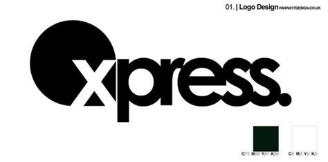 xpress design logo xpress logo design on behance