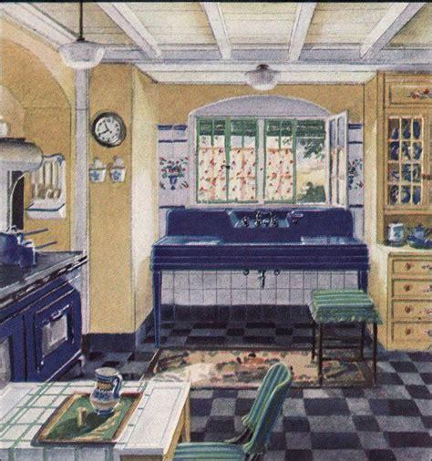 images   kitchens  pinterest vintage