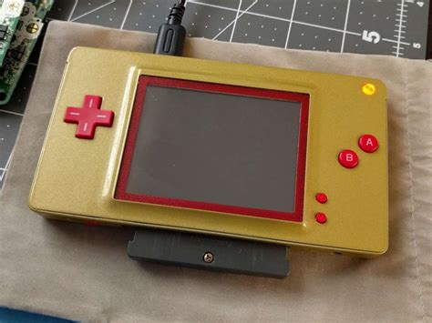 ds gameboy mod turn your nintendo ds into a game boy macro with this