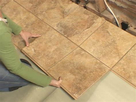 Snap Tile Flooring how to install snap together tile flooring how tos diy