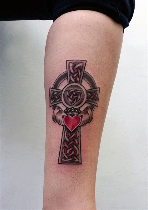 20 celtic cross tattoos design ideas magment