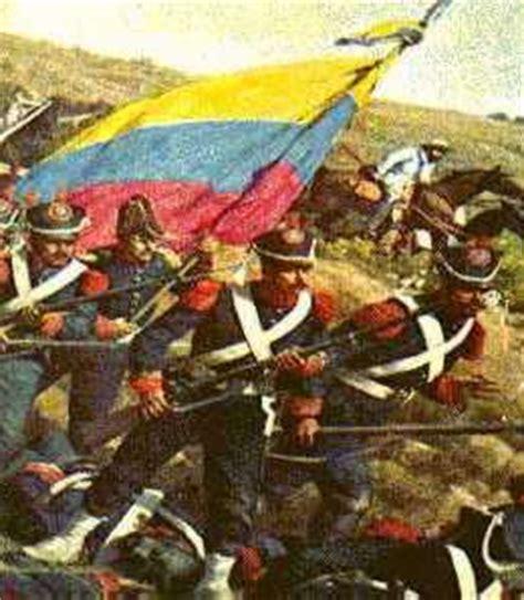 dibujos sencillos de la batalla de carabobo nuestra historia colonial un poema de amor a la patria