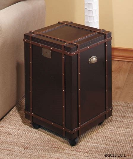Coffee And End Tables With Storage Quot Wooden Quot Trunk Coffee Or Side Tables Table And Storage In One Ebay