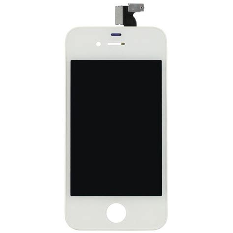 Lcd Iphone 4s Hitutih white iphone 4s lcd touch screen digitizer replacement free shipping
