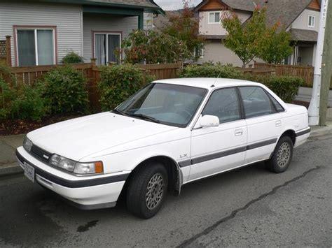 1992 mazda 626 lx automatic sedan outside victoria victoria